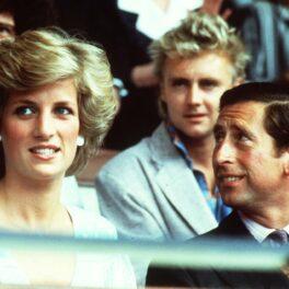 Prințesa Diana alături de Prințul Charles