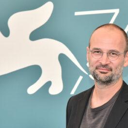 Alexander Nanău pe covorul roșu la Festivalul de Film de la Veneția 2019