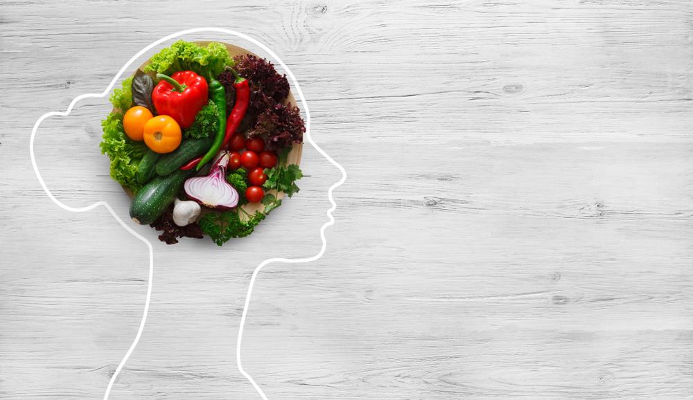 Imagine cu alimente care stimulează funcțiile creierului