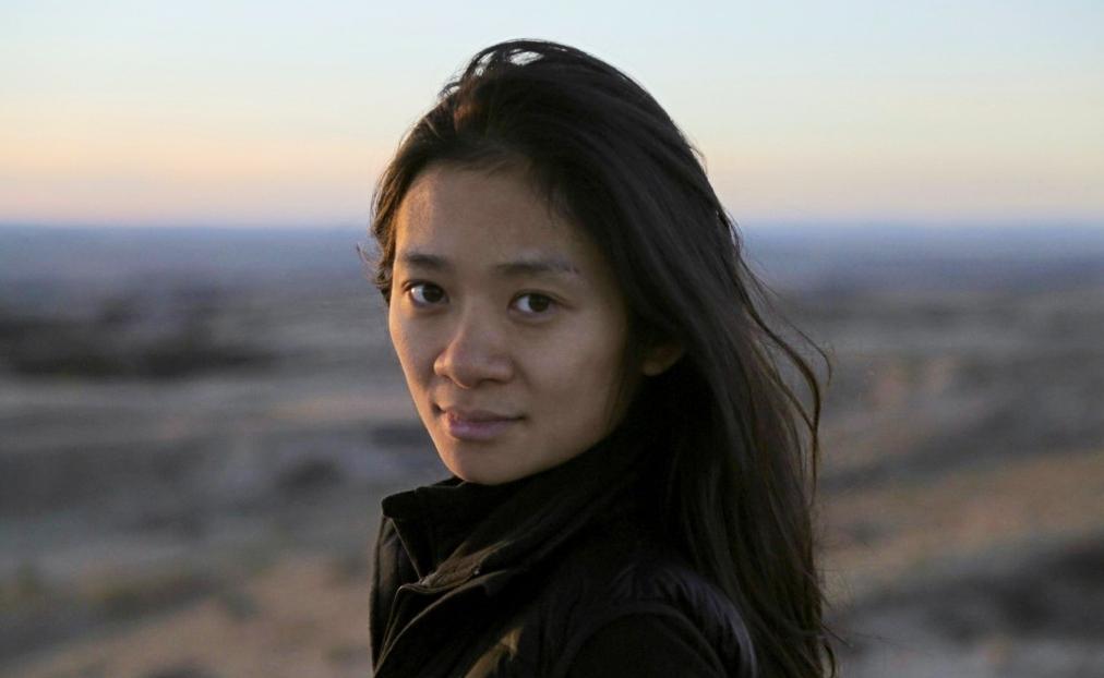 Portret cu Chloe Zhao