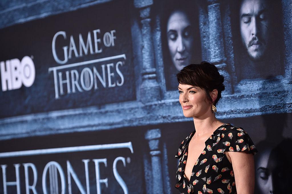 Lena Headey la premiera sezonului 6 din serialul Game of Thrones