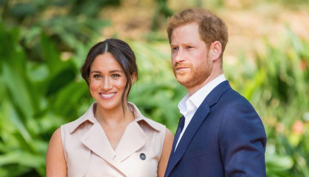 Prințul Harry și Meghan Markle împreună la un eveniment