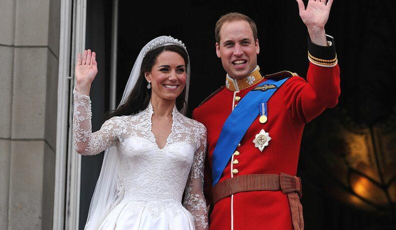Imagine cu Prințul William Kate Middleton la nunta lor, detaliu din cele 7 lucruri neștiute despre Prințul William