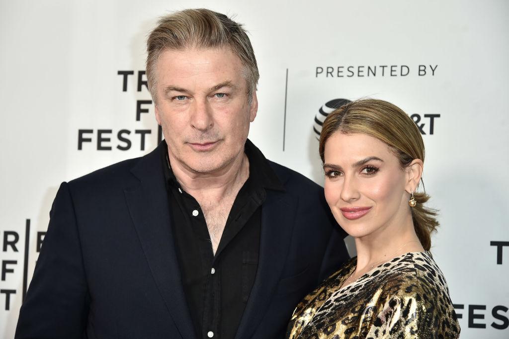 Alec și Hilaria Baldwin, la Festivalul de Film Tribeca, pe covorul roșu
