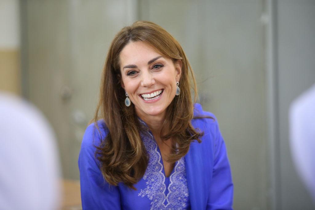 Kate Middleton, în vizită la Islamabad, în anul 2019