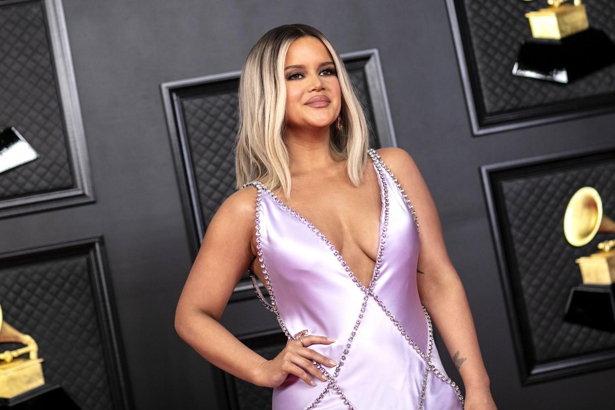 Maren Morris a fost confundată cu Khloe Kardashian la Premiile Grammy 2021, după ce și-a făcut apariția pe covorul roșu