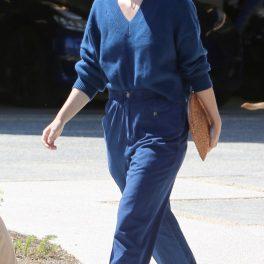 Maria Sharapova, într-o ținută lejeră, în timp ce viziona o casă în Los Angeles