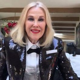 Catherine O'Hara, interviu în timpul SAG Awards 2021