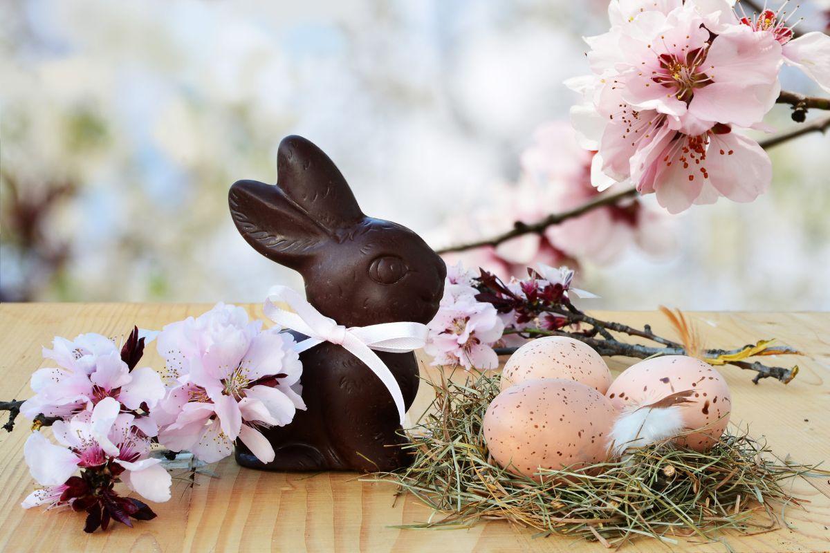 De ce mâncăm iepurași din ciocolată de Paște