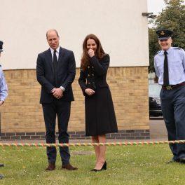 Kate Middleton și Prințul William, într-o vizită regală în memoria Ducelui de Edinburgh
