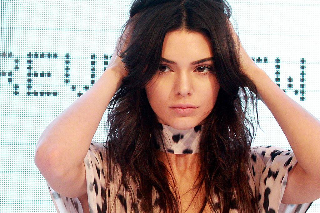 Kendall Jenner, la lansarea liniei sale de cosmetice