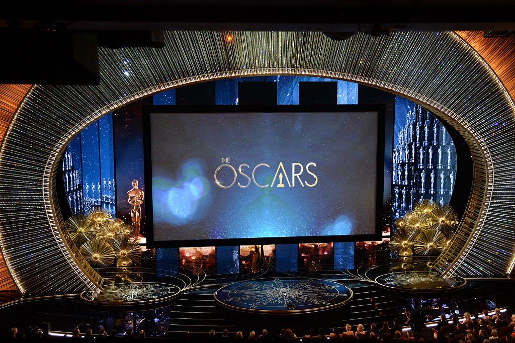Scena pe care s-au decernat Premiile Oscar în gala cu numărul 88
