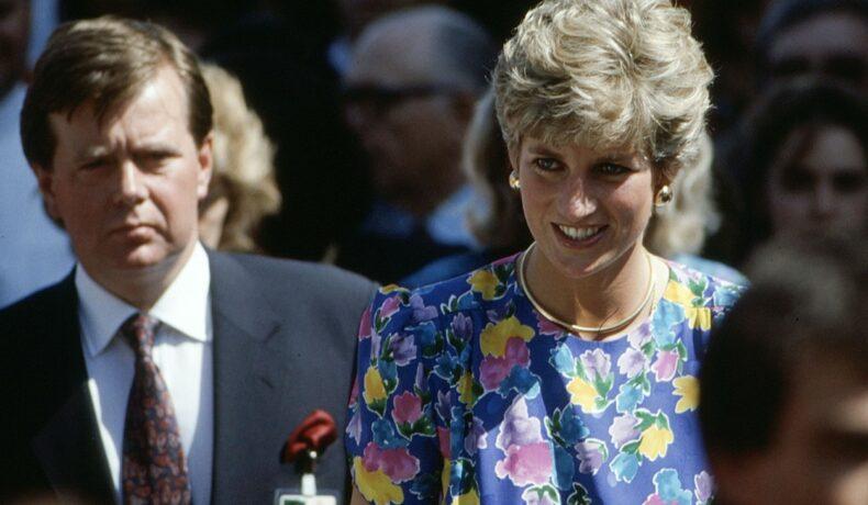 Prințesa Diana, într-un turneu oficial în Brazilia