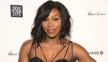 Serena Williams, la ceremonia Sports Illustrated în 2015