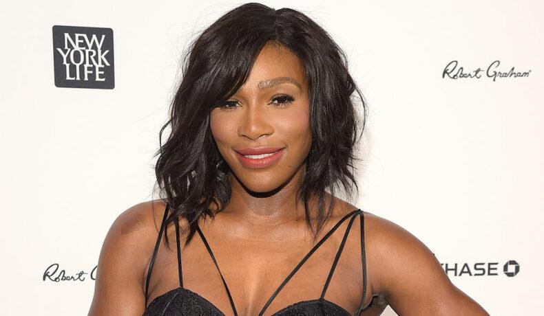 Serena Williams, la ceremonia Sports Illustrated în 2015