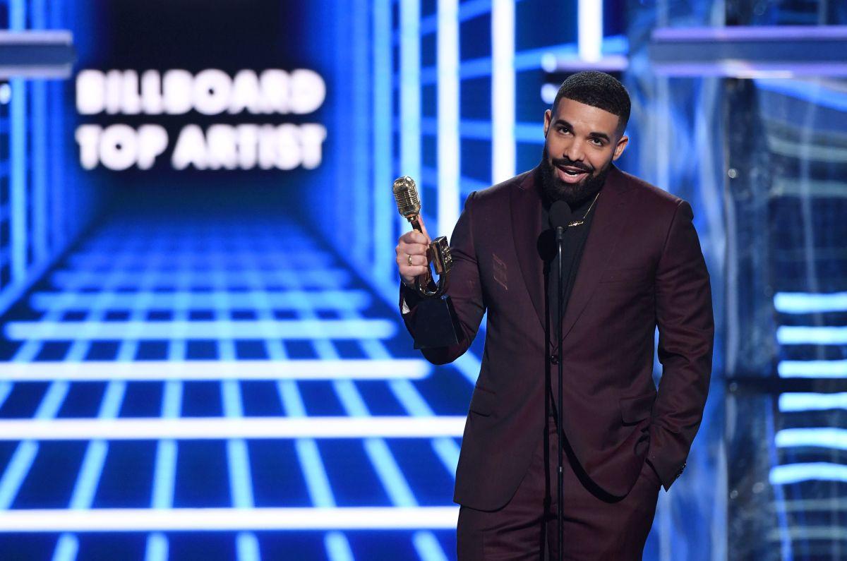 Drake participă la Premiile Billboard din 2019