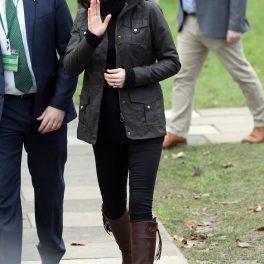 Ducesa de Cambridge vizitează Robin Hood Primar School, în 2017