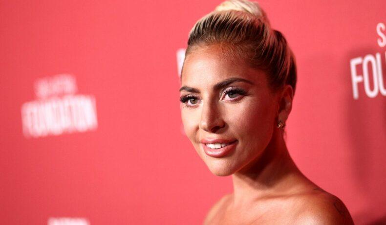 Lady Gaga participă la un eveniment monden din Hollywood
