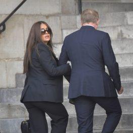 Salma Hayek, surprinsă împreună cu soțul ei