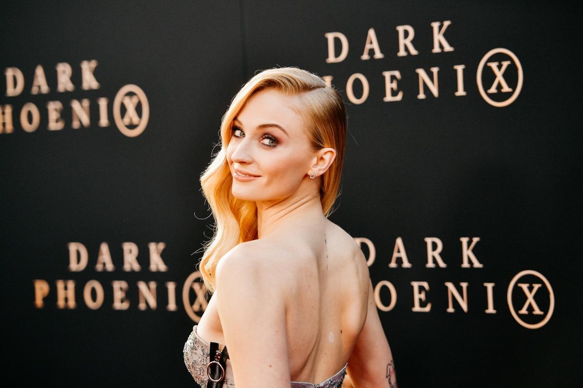 "Sophie Turner, la premiera filmului ""Dark Phoenix"", din 4 iunie 2019"