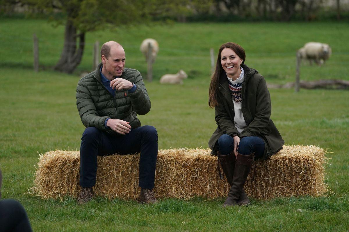 Ducii de Cambridge vizitează Durham