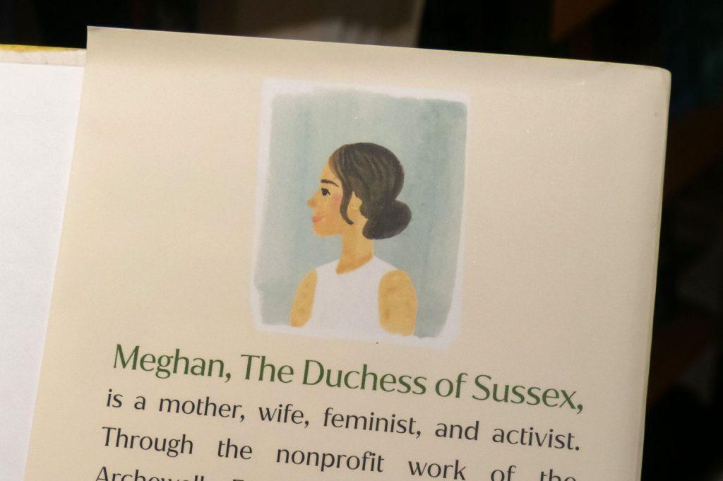"""Prefața cărții """"The Bench"""", carte scrisă de Ducesa de Sussex pentru copii"""