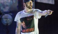 Eminem, pe scenă la Bonnaroo Music and Arts Festival, în Manchester, în 2018