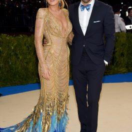 Ryan Reynolds și Blake Lively în 2017, la Met Gala,