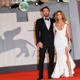JLo și Ben Affleck au revenit pe covorul roșu la Festivalul de Film de la Veneția