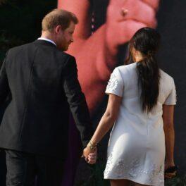 Prima apariție în public a Ducilor de Sussex, împreună, după nașterea fiicei lor, Diana Lilibet