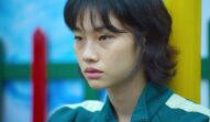 Actrița Jung Ho-yeon în rolul din Squid Game al jucătoarei 067